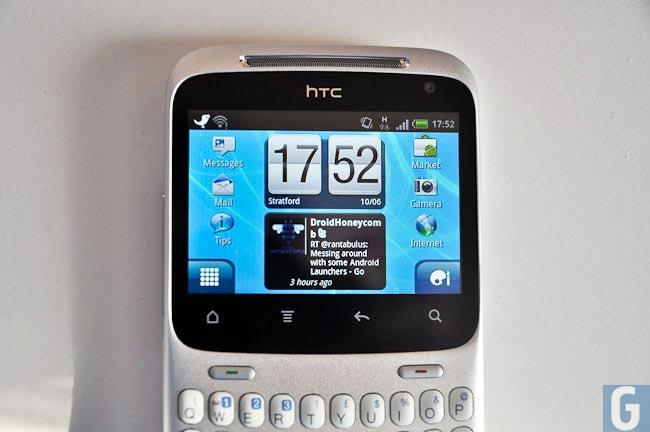 HTC Facebook